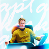 Star Trek - Kirk captains chair