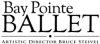 logo, ballet, dance, bay pointe ballet