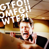that girl, she glows: Castle-OMGWTFBBQ