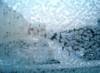 Окно в мороз