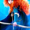 Disney- Merida