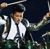 Bruno on the Drums [Bruno Mars]