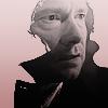 lijahlover: Sherlock BBC-John in Sherlocks silouette