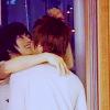 yunjae hug