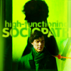 casey.: [UK] » Sherlock - Sociopath