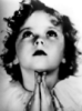 ширли молится