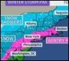 Presidents Day, Feb 13 2014, Snowstorm