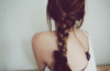 девушка, спина, красота