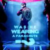 wearing a parachute _ captain;movie