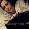 All the letters I can write: scully fest