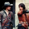Musketeers - Aramis/D'Artagnan