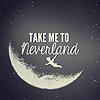 tomorrow and tomorrow and tomorrow.: peter pan // take me to neverland