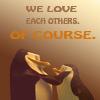 Penguins Love
