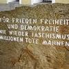 Mahnstein gegen Krieg und Faschismus