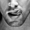 лицо, мужчина, язык