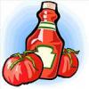 помидор-кетчуп