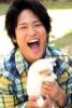 xxxyzzxx: Actual Puppy With Akito