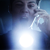 Teen Wolf - (315) Stiles flashlight