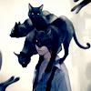коты в голове