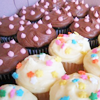 blastofserenity: foodings:frosted cupcakes