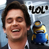 sinfulslasher: neal & minion lol
