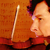 Sherlock - Playing the violin (wedding)
