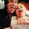 Miley and Mitchel