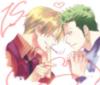 eyms13: Zoro x Sanji