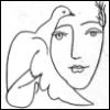 Голубка Пикассо