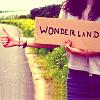 Wonderland Hitch Hiker