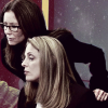 our little life is rounded with a sleep: Raydor/Hobbs leaning over Andrea