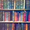 Books: in the stacks