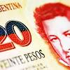 Аргентина. pesos