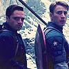 Steve/Bucky Big Bang
