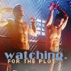 teen wolf - watching for plot