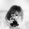 Angie: music: kylie/monkey b/w