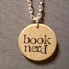 Rhonda: Book nerd!