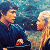 Mercy: [The 100] Bellamy/Clarke - what you did
