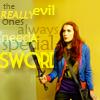 SPN -- Charlie Special Sword