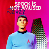 Mish: Spock -- Never Amused