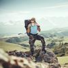 горы, пейзаж, фото, путешествия, туризм