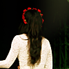 reign; mary » flower crown