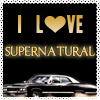 i heart supernatural