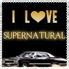 i heart supernatural
