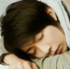 sleeping aiba