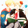 usuk || hero and magic