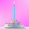 birthday - cupcake