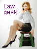 'stina: law geek