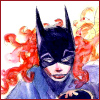 Batgirl in dreams.