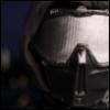 снайпер, В маске
